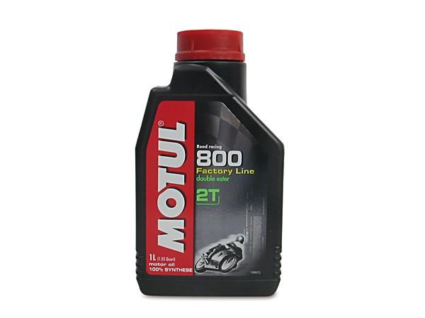 Motul 800 2-Takt -Öl Road Racing 1 Liter