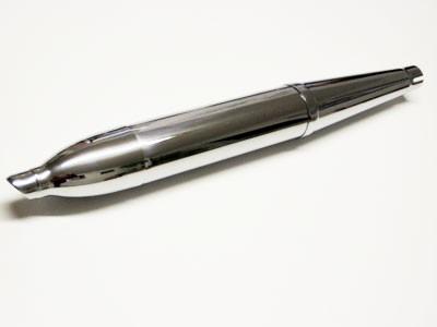 Auspuff Zigarre kurz SR1, SR2