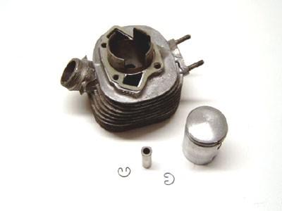 Zylinder Schwalbe KR51/1 regenerieren