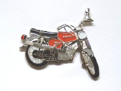 Pin Simson S51/S70 Bj. 1980-1989