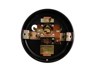 Rücklichtunterteil klein rund ohne Kennzeichenbeleuchtung