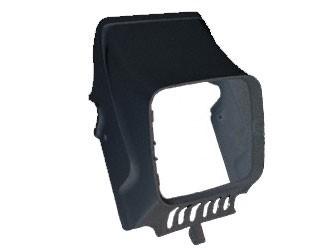 Scheinwerfergehäuse S53 schwarz