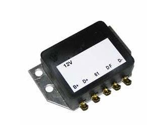Elektronischer Spannungsregler 12 V