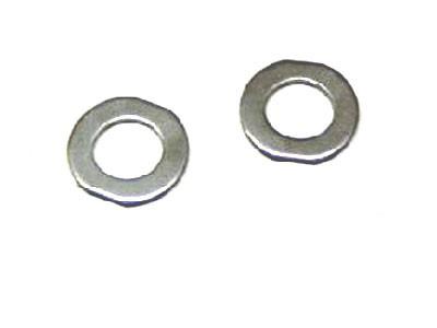 2x Anlaufscheibe 1,0 mm im Satz für Kolben 50 ccm