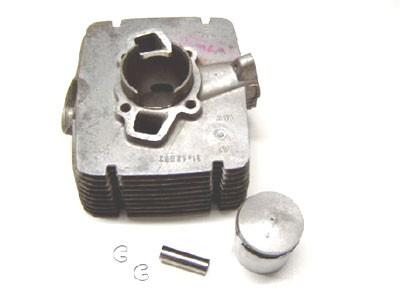 Original-Zylinder ETZ 150 regeneriert mit Kolben