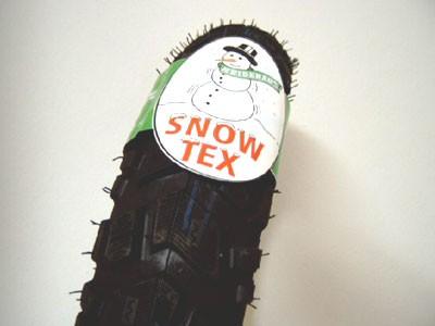 Winterreifen für Simson Roller 3,00 x 12 K 57 M+S