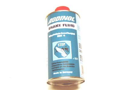 Bremsflüssigkeit Addinol 0,5 l