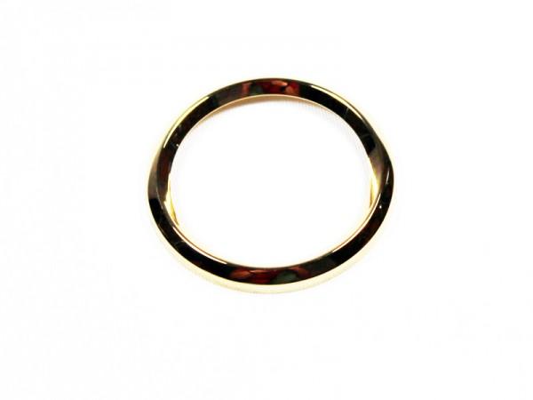 Ring für Tacho D 48mm Gold