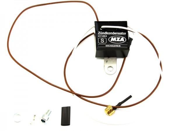 Umrüstset Außenliegender Zündkondensator S50, S51, S70
