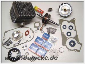 Reparatursatz Motor S80 komplett