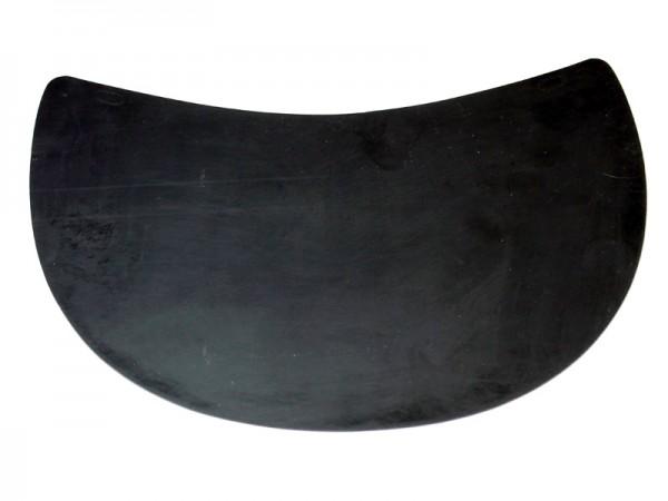 Schmutzfänger SR2 Gummi schwarz