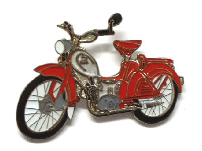 Pin Simson SR2 Bj. 1958-1963
