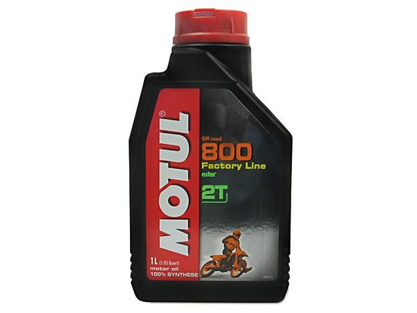 Motul 800 2-Takt -Öl Off Road 1 Liter