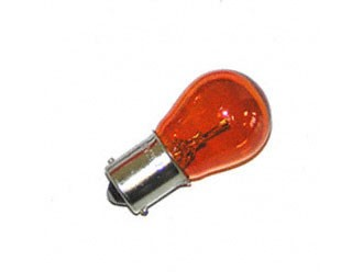 Birne 12 V 21 W orange