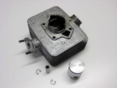 Zylinder S61 regenerieren