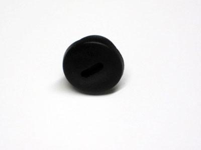 Verschlußschraube schwarz Nachbau