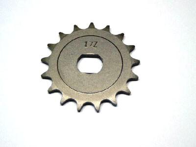 Ritzel S51 17 Zähne