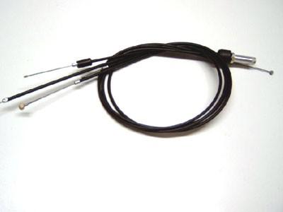 Bowdenzugsatz MZ, ES175/0 schwarz