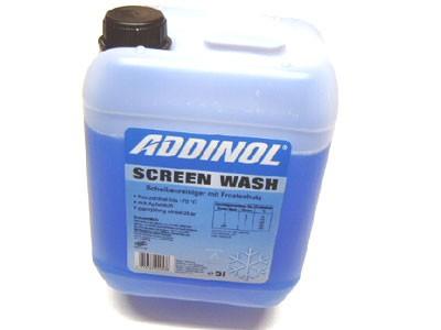 Scheibenreiniger mit Frostschutz Konzentrat 5 L