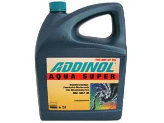 ADDINOL MZ407 M AQUA SUPER, Boots-Motorenöl 5L