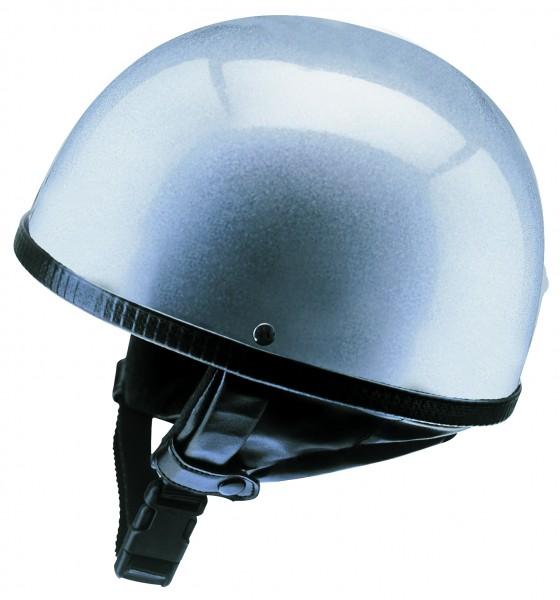 Helm Halbschale RB 500 silber Größe L