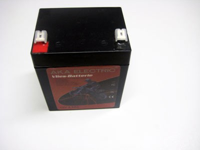 Batterie Vlies - Akku 12 V 4,5 Ah