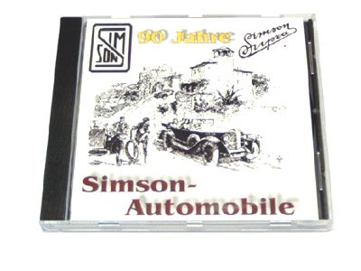 CD Simson Automobile