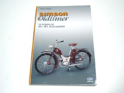 Buch Simson Oldtimer