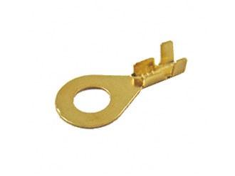 Kabelschuh Ringform 6mm für Kabel bis 1,5mm
