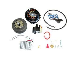Lichtmagnetzündanlage 12V 180W passend für ETZ125, ETZ150 vollelektronisch