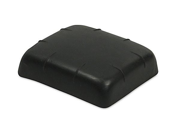 Batteriedeckel für Oldtimerbatterie schwarz