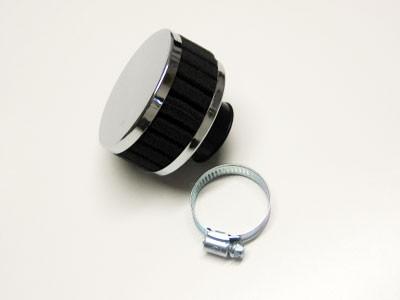 Tuningluftfilter schwarz chrom