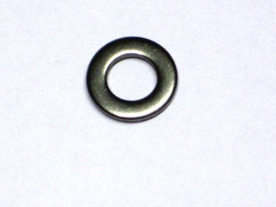 U-Scheibe A6,4 A2 DIN 125