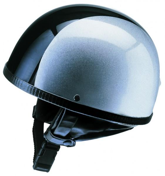 Helm Halbschale RB 500 silber/schwarz Größe M