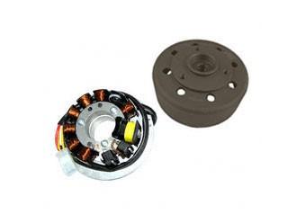 Zündanlage Vape A70-5 Stator/Rotor