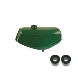 Simson Tank S51 grün lackiert