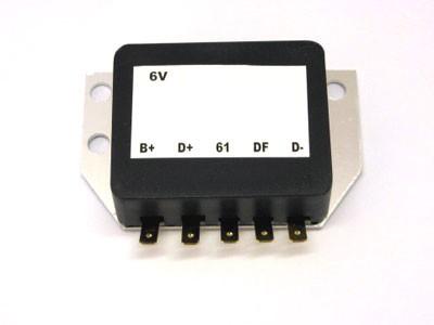 Elektronischer Spannungsregler 6 V