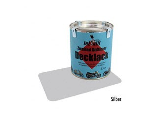 Lackfarbe Leifalit Silber für Kotflügel Simson 0,5l