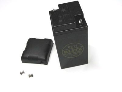 Batterie Gel Akku 6V 12Ah wartungsfrei