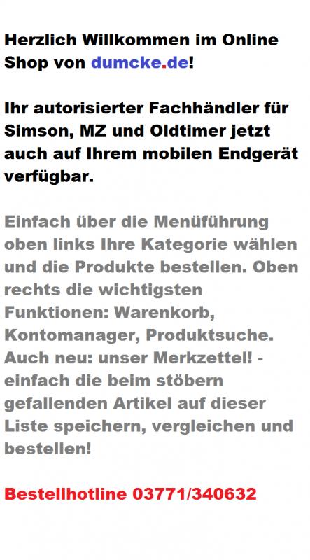 Dumcke.de