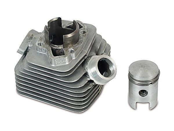 Zylinder Sperber SR4-3 regenerieren