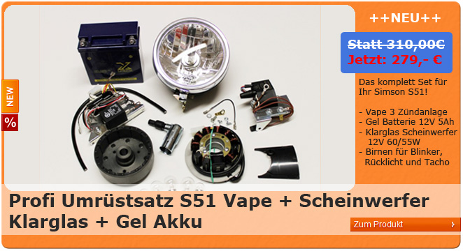 Vape Set S51