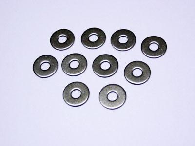 Scheiben für Federbeinbefestigung Standard U 8,4 A2 im 10er Pack
