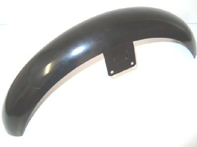 Kotflügel S51 vorn schwarz grundiert
