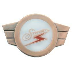 Pin Simson Kleinkrafträder bronze
