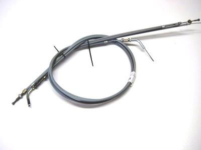 Bowdenzugsatz SR 1 grau