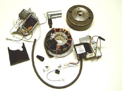VAPE-3 Zündanlage 12V S50, S51