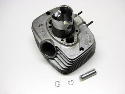 Original Zylinder regeneriert ES/TS 150 mit Kolben
