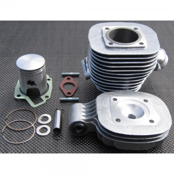 ZT Zylinder Tuning Stage 1 63ccm KR51/1, SR4-2, DUO 4/1