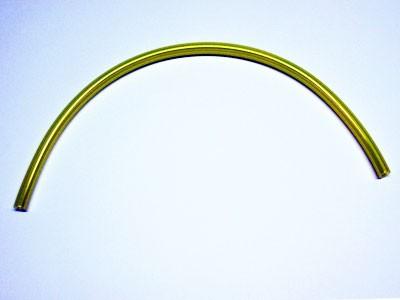 High Tech Benzinschlauch Simson gelb 0,3m